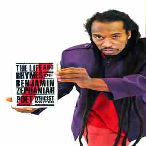 The Life and Rhymes of Benjamin Zephaniah in Southend-on-Sea on 26 Oct