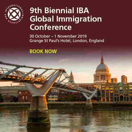 9th Biennial Global Immigration Conference in Greater London on 30 Oct