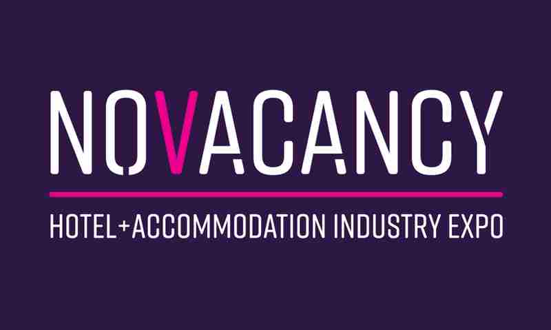 NoVacancy Hotel + Accommodation Industry Expo in Sydney on 23 Mar