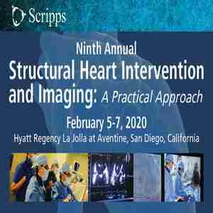 Structural Heart Intervention and Imaging Feb 2020 CME Conference-San Diego in San Diego on 5 Feb