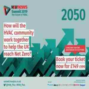 Heating And Ventilation News Summit - London 2019 in London on 3 Oct