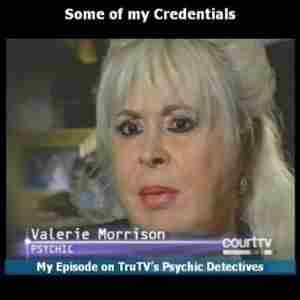 Valerie Morrison Psychic Talk Radio Show – Call with your FREE QUESTION in Vineland on 7 Oct