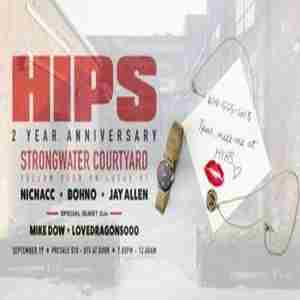 HIPS RandB Dance Party 2 Year Anniversary in Columbus on 19 Sep