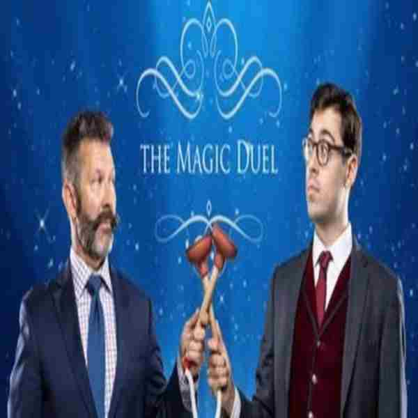 The Magic Duel Comedy Show at The Mayflower Hotel Sat. Oct. 5 at 8PM in Washington on 5 Oct