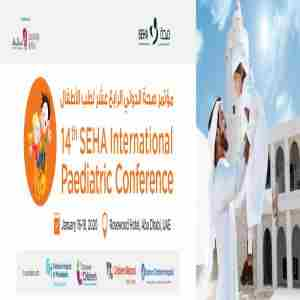 14th SEHA International Pediatric Conference in Abu Dhabi on 16 Jan