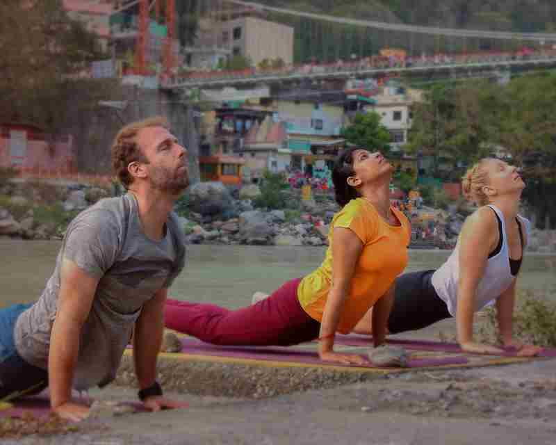 Yoga Teacher Training in Rishikesh, India in Kettering on 2 Apr