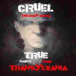Cruel - the rock opera in London on 29 Mar