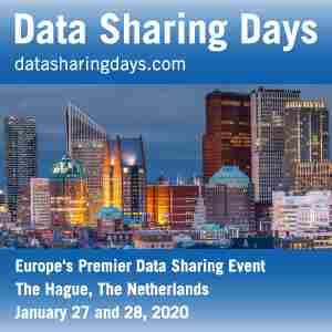 Data Sharing Days in The Hague on 27 Jan