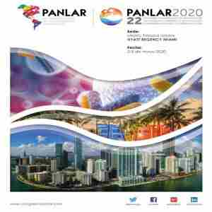 PANLAR 2020 in Miami on 2 May