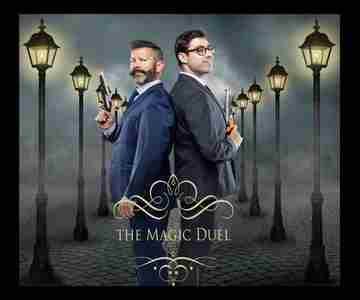 The Magic Duel Comedy Show at The Mayflower Hotel in Washington on 28 Sep