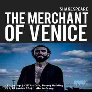 The Merchant of Venice in London on 17 Sep