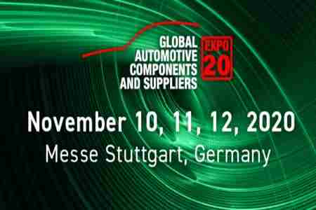 Global Automotive Components and Suppliers Expo 2020 - Stuttgart, Germany in Stuttgart on 16 Jun