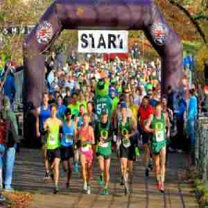 Run to Stay Warm in Eugene on 24 Nov