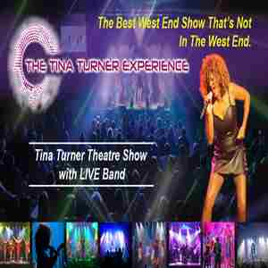 The Tina Turner Experience in Southend-on-Sea on 21 Dec