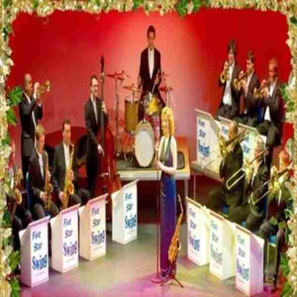 The Big Band at Christmas with Five Star Swing in Southend-on-Sea on 18 Dec