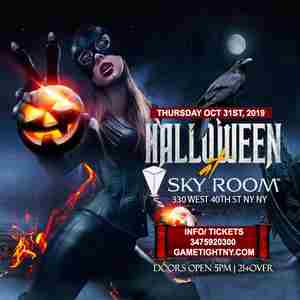 Skyroom NYC Halloween party 2019 only $15 in New York on 31 Oct