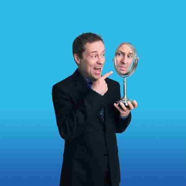 Ardal O'Hanlon in Southend-on-Sea on 8 Dec
