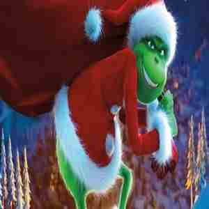 Film: The Grinch in Southend-on-Sea on 15 Dec