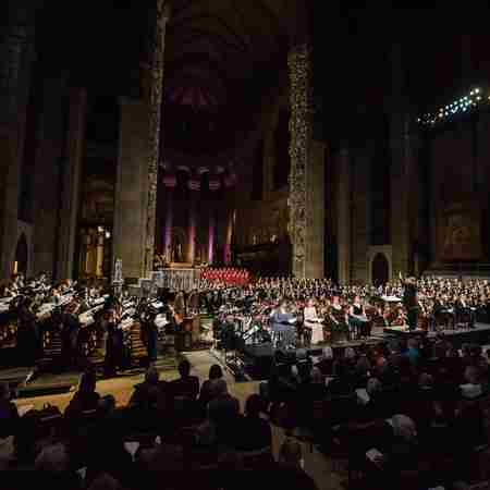 Kent Tritle and OSNY: Rachmaninoff and Duruflé, St. John the Divine, NYC- Nov 5 in New York on Tuesday, November 5, 2019