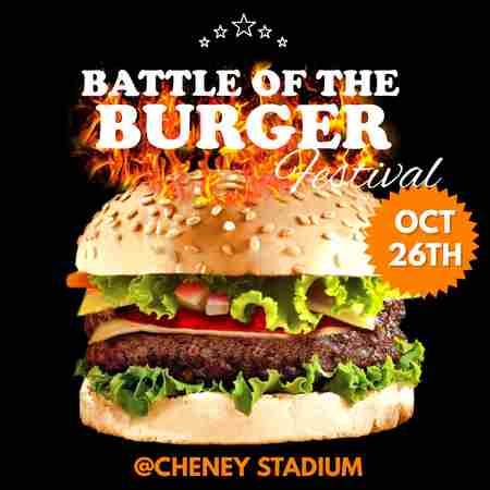 2019 Battle of the Burger Festival in Tacoma on 26 Oct