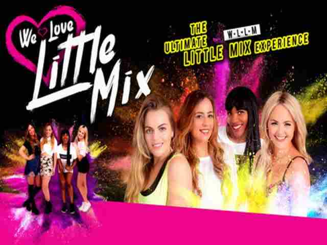 We Love Little Mix in Southend-on-Sea on 20 Dec