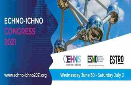 European Congress on Head and Neck Oncology (ECHNO 2021) in Brussel on 30 Jun