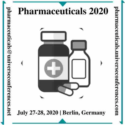 Pharmaceuticals Utilitarian Conferences in Berlin on 27 Jul