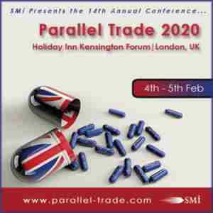 SMi Presents the 14th Annual Conference Parallel Trade 2020 in London on 4 Feb