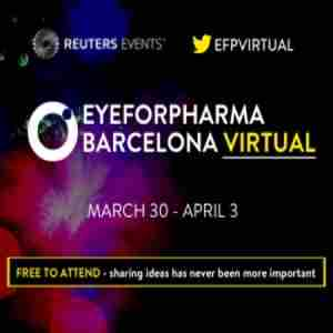 18th annual eyeforpharma Barcelona Conference in Barcelona on 31 Mar