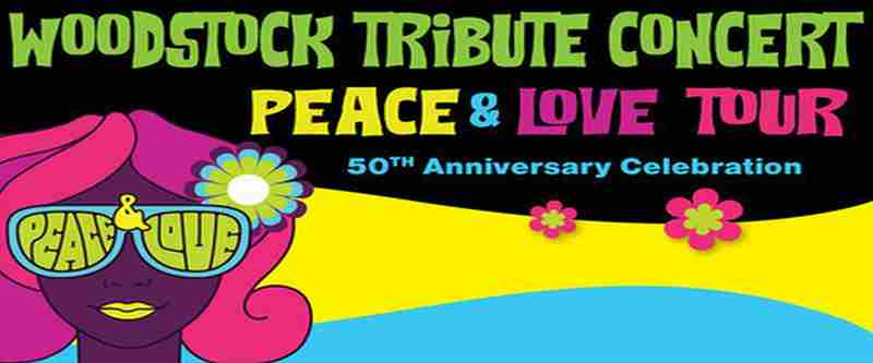 Peace and Love Tour - Akron in Akron on 15 Dec