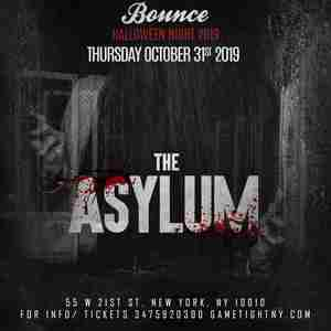 Bounce NYC Halloween night Party 2019 in New York on 31 Oct