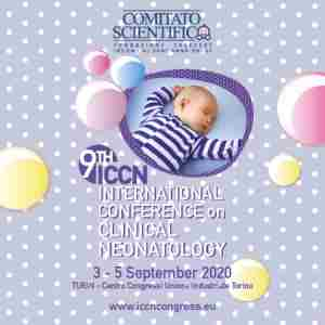 9th ICCN - International Conference on Clinical Neonatology in Torino on 3 Sep