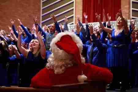 """Celebrate!"" Holiday Pops Concert and Gift Drive in Alexandria on 6 Dec"