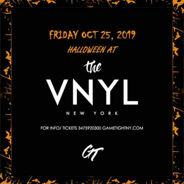 The VNYL Lounge Singles Spooktacular Singles Mixer Halloween Party in New York on 25 Oct