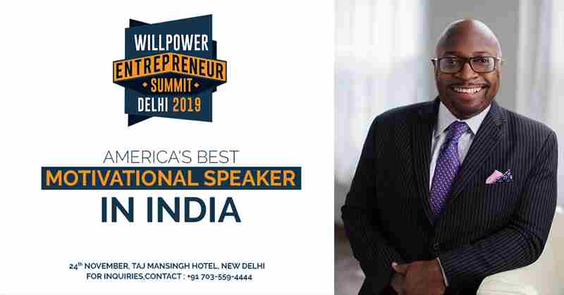 Willpower Entrepreneur Summit Delhi 2019 in New Delhi on 24 Nov