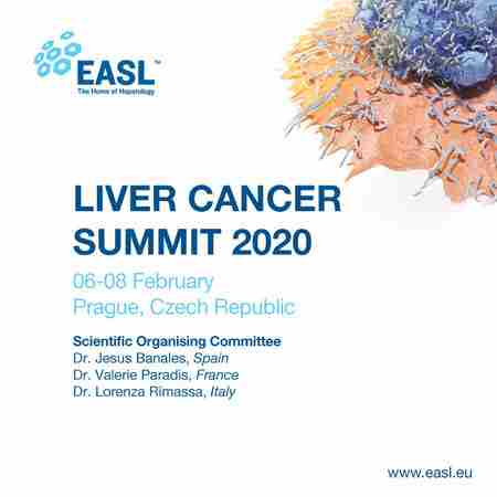 Liver Cancer Summit 2020 in Prague on 6 Feb