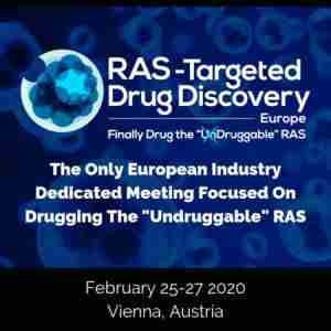 RAS- Targeted Drug Discovery Europe Summit in Vienna on Tuesday, February 25, 2020