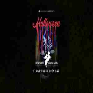 Headless Horseman Halloween Party 10/26 in New York on 26 Oct