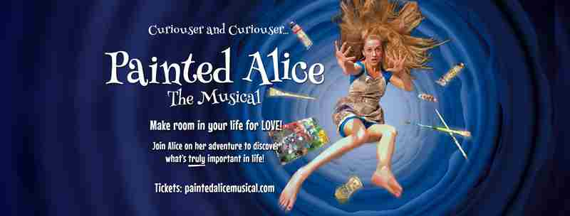 Painted Alice The Musical in Long Island City on 1 Dec