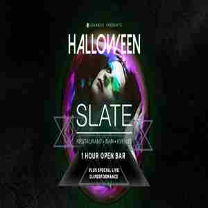 Slate Halloween Party 10/31 brought to you by Joonbug.com in New York on 31 Oct