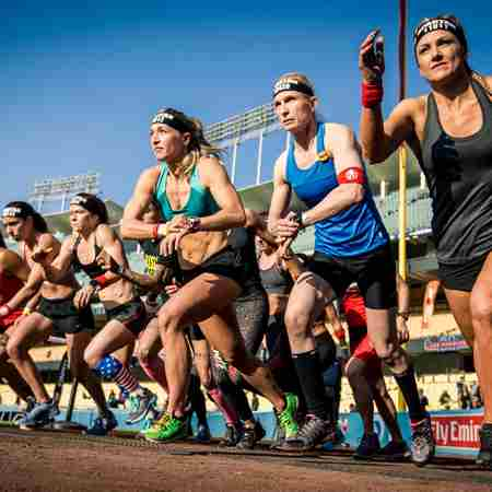 Spartan Race Stadion - Citizens Bank Park 2020 in Philadelphia on 15 Aug