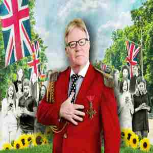 Jim Davidson in Southend-on-Sea on 14 Feb