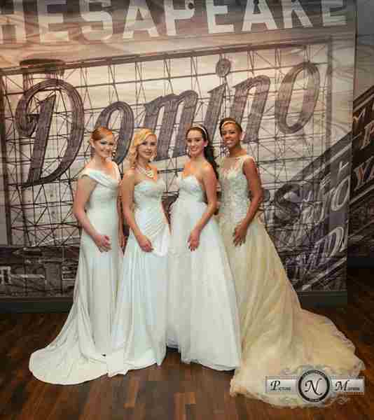 T Rose International Bridal Show Baltimore 2019 in Baltimore on 20 Oct