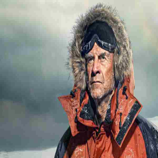 Sir Ranulph Fiennes - Living Dangerously in Southend-on-Sea on 12 Feb