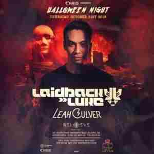 Laidback Luke And Leah Culver - IRIS HALLOWEEN EXTRAVAGANZA in Atlanta on 31 Oct