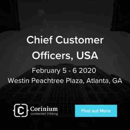 Chief Customer Officers, USA in Atlanta on 5 Feb