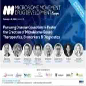 4th Microbiome Movement - Drug Development Summit Europe 2020 - London, UK in London on 4 Feb
