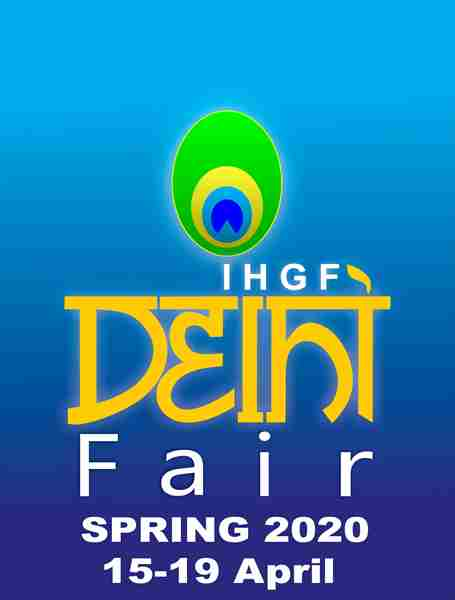 IHGF Delhi Fair Spring 2020 in Greater Noida on 15 Apr