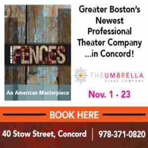 "August Wilson's ""Fences"" Opens The New Umbrella Black Box Theater in Concord on 1 Nov"