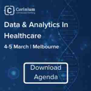 Data & Analytics in Healthcare Conference in Melbourne on Wednesday, March 4, 2020